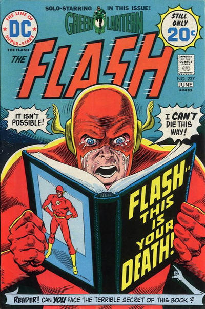 Cover for The Flash (DC, 1959 series) #227