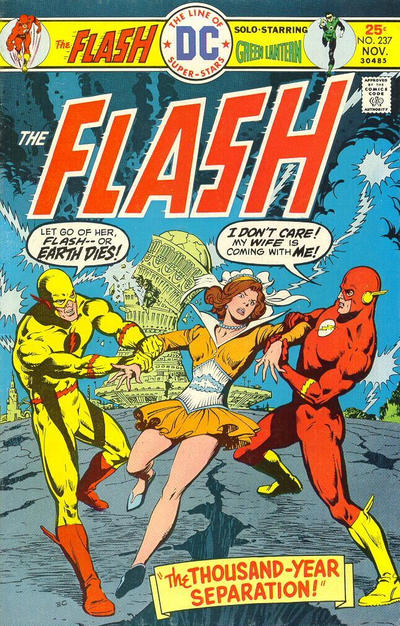 Cover for The Flash (DC, 1959 series) #237