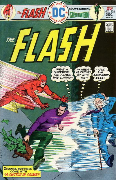 Cover for The Flash (DC, 1959 series) #238