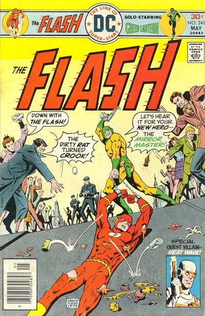 Cover for The Flash (DC, 1959 series) #241