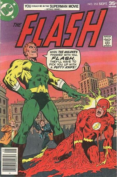 Cover for The Flash (DC, 1959 series) #253