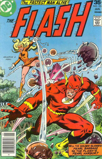 Cover for The Flash (DC, 1959 series) #257