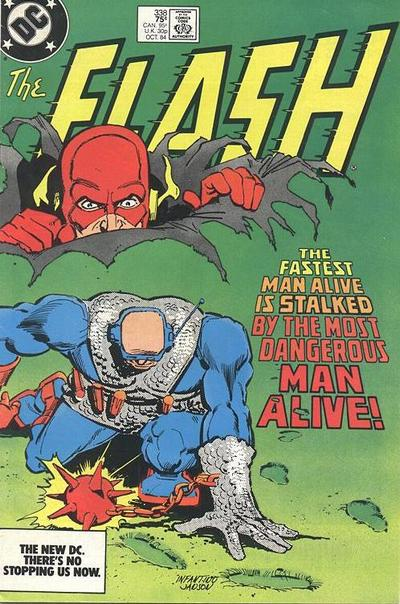 Cover for The Flash (1959 series) #338
