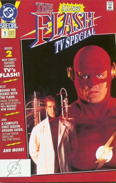 Cover for The Flash TV Special (DC, 1991 series) #1