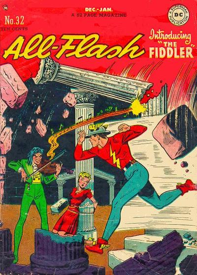 Cover for All-Flash (DC, 1941 series) #32