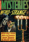 Cover for Mysteries (Superior Publishers Limited, 1953 series) #1
