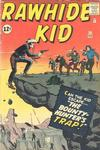 Cover for The Rawhide Kid (Marvel, 1960 series) #26