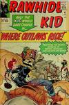 Cover for The Rawhide Kid (Marvel, 1960 series) #43