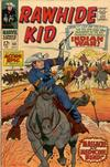 Cover for The Rawhide Kid (Marvel, 1960 series) #60