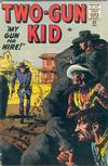 Cover for Two Gun Kid (Marvel, 1953 series) #51