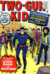 Cover for Two Gun Kid (Marvel, 1953 series) #56