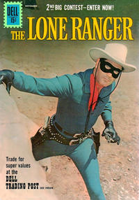 Cover Thumbnail for The Lone Ranger (Dell, 1948 series) #142