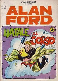 Cover Thumbnail for Alan Ford (Editoriale Corno, 1969 series) #79