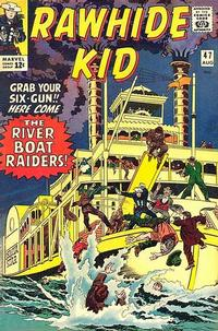 Cover Thumbnail for The Rawhide Kid (Marvel, 1960 series) #47