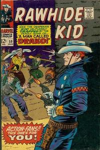 Cover Thumbnail for The Rawhide Kid (Marvel, 1960 series) #59