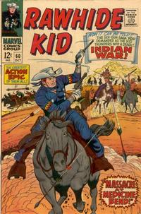 Cover Thumbnail for The Rawhide Kid (Marvel, 1960 series) #60