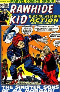 Cover Thumbnail for The Rawhide Kid (Marvel, 1960 series) #105