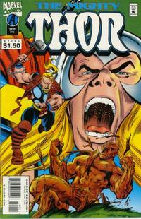 Cover Thumbnail for Thor (Marvel, 1966 series) #490