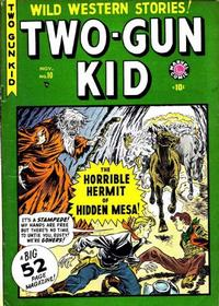 Cover Thumbnail for Two-Gun Kid (Marvel, 1948 series) #10