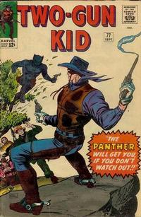 Cover Thumbnail for Two Gun Kid (Marvel, 1953 series) #77