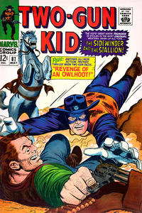 Cover Thumbnail for Two Gun Kid (Marvel, 1953 series) #87