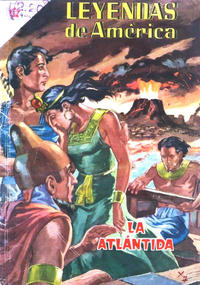 Cover Thumbnail for Leyendas de América (Editorial Novaro, 1956 series) #10