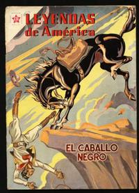 Cover for Leyendas de América (Editorial Novaro, 1956 series) #52