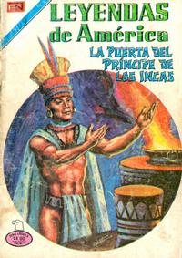 Cover Thumbnail for Leyendas de América (Editorial Novaro, 1956 series) #342