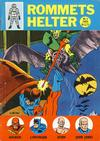 Cover for Rommets Helter (Se-Bladene, 1965 series) #5/1966