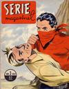 Cover for Seriemagasinet (Se-Bladene - Stabenfeldt, 1951 series) #3/1953