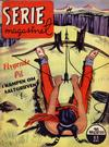 Cover for Seriemagasinet (Se-Bladene - Stabenfeldt, 1951 series) #20/1953