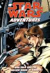 Cover for Star Wars Adventures Han Solo and the Hollow Moon of Khorya (Dark Horse, 2009 series)