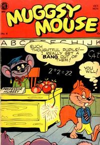Cover Thumbnail for Muggsy Mouse (Magazine Enterprises, 1951 series) #4