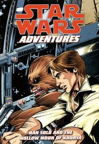 Cover Thumbnail for Star Wars Adventures Han Solo and the Hollow Moon of Khorya (Dark Horse, 2009 series)