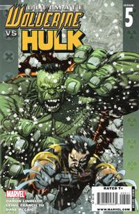 Cover Thumbnail for Ultimate Wolverine vs. Hulk (Marvel, 2006 series) #5