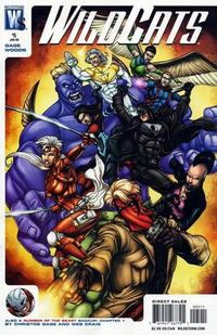 Cover Thumbnail for Wildcats (DC, 2008 series) #5