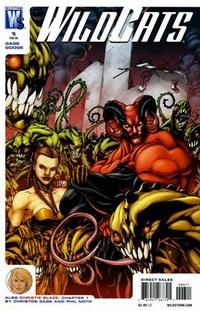 Cover Thumbnail for Wildcats (DC, 2008 series) #6