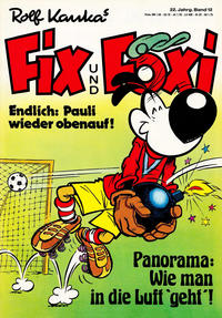 Cover Thumbnail for Fix und Foxi (Pabel Verlag, 1953 series) #Vol. 22 #12