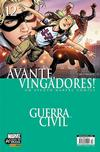 Cover for Avante, Vingadores! (Panini Brasil, 2007 series) #12