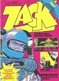Cover Thumbnail for Zack (Koralle, 1972 series) #50/1973
