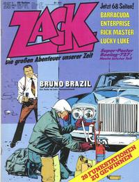 Cover for Zack (1972 series) #25/1976