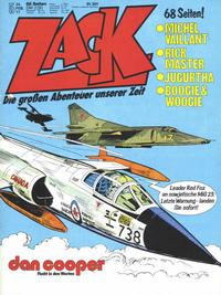 Cover Thumbnail for Zack (Koralle, 1972 series) #5/1977