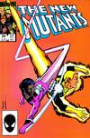 Cover for The New Mutants (Marvel, 1983 series) #17 [Direct Edition]