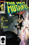 The New Mutants #25