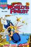Cover for Superman Presents World's Finest Comic Monthly (K. G. Murray, 1965 series) #102