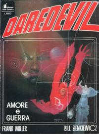Cover Thumbnail for Devil: Amore e Guerra (Edizioni Star Comics, 1989 series) #[nn]