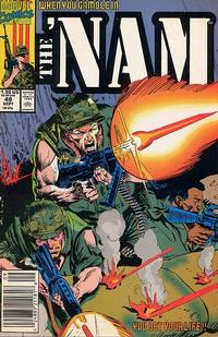 Cover for The 'Nam (Marvel, 1986 series) #48