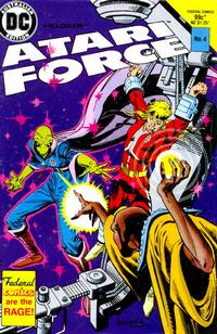 Cover Thumbnail for Atari Force (Federal, 1984 series) #4