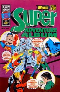 Cover Thumbnail for Super Adventure Album (K. G. Murray, 1976 ? series) #10