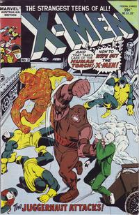 Cover Thumbnail for X-Men (Federal, 1984 ? series) #2
